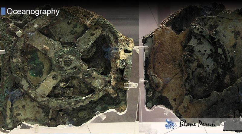 The Antikythera Mechanism from Blane Peruns TheSea
