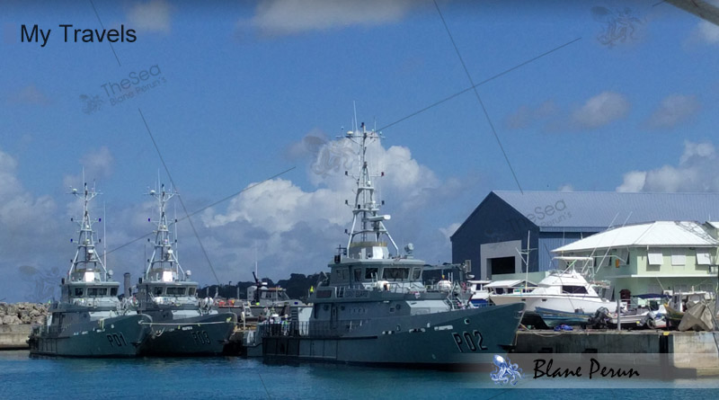 My Travels To Bridgetown Barbados from Blane Peruns TheSea.Org