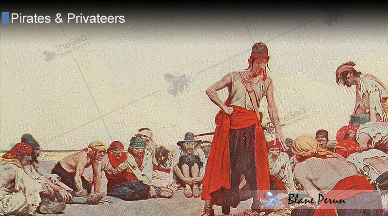 Buccaneers from Blane Peruns TheSea