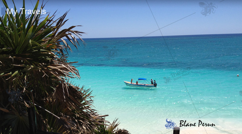 My Travels To Cozumel from Blane Peruns TheSea.Org