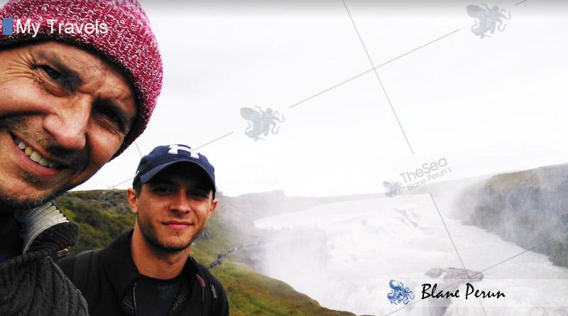 My Travels To Gullfoss Waterfall from Blane Peruns TheSea.Org