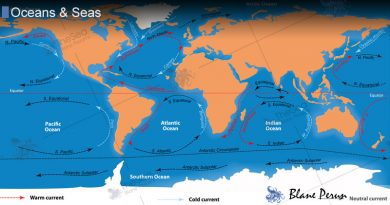 How Oceans Affect the Climate