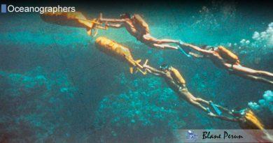 Jacques Cousteau Top Ten Scuba Diving Sites