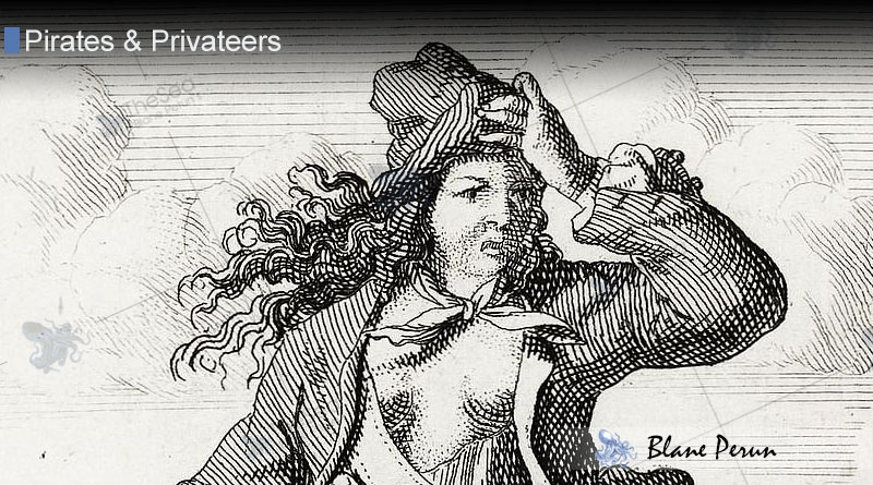 Mary Read from Blane Peruns TheSea