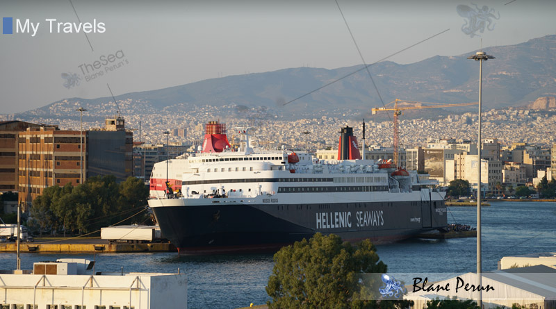 My Travels To Athens Greece from Blane Peruns TheSea.Org