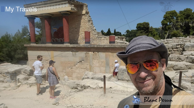 My Travels To Crete Greece from Blane Peruns TheSea.Org