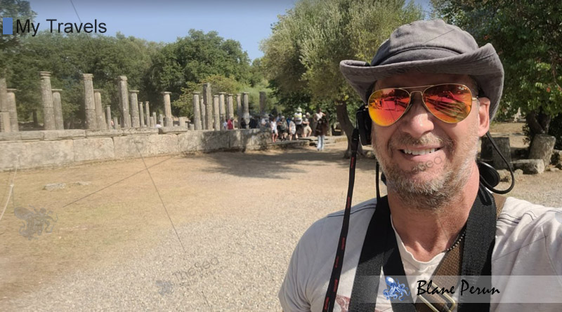 My Travels To Olympia Greece from Blane Peruns TheSea.Org