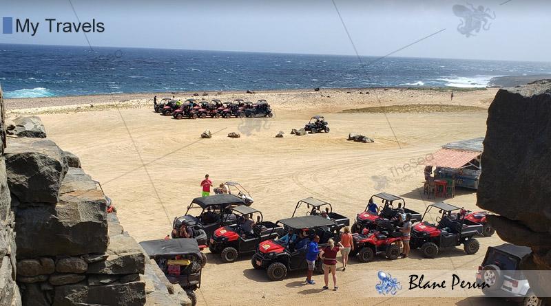 My Travels To Oranjestad Aruba from Blane Peruns TheSea.Org