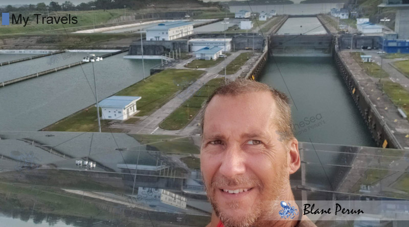 My Travels To Panama Canal from Blane Peruns TheSea.Org