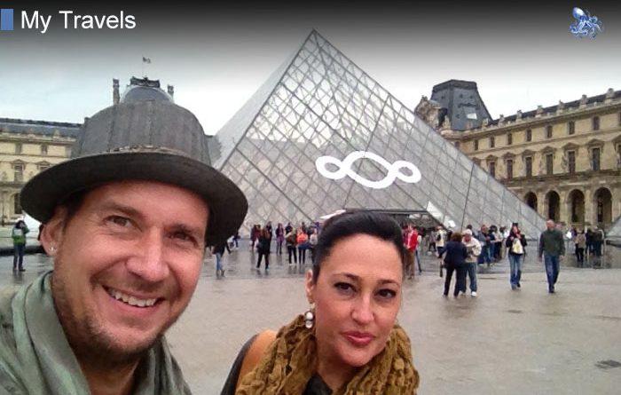 Paris from Blane Peruns TheSea