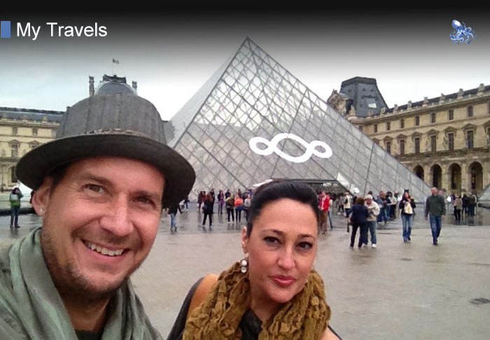 Paris and more about world travel