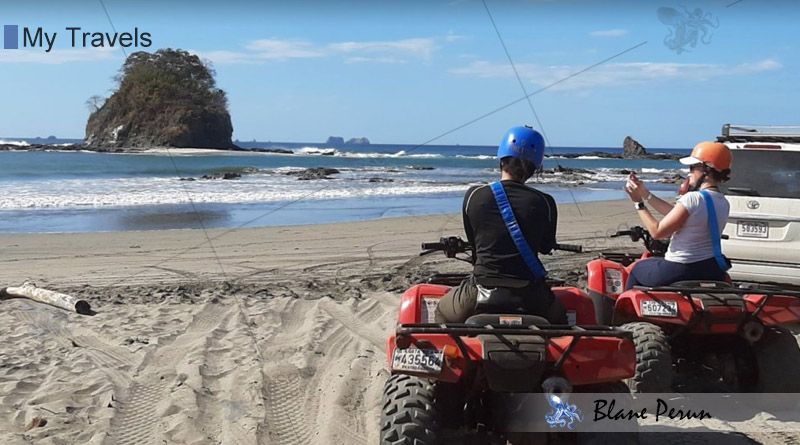 My Travels To Playa Conchal Costa Rica from Blane Peruns TheSea.Org