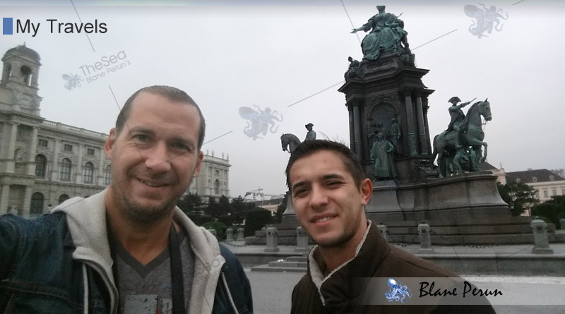 My Travels To Vienna from Blane Peruns TheSea.Org