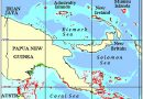 Papua New Guinea Coral Reef Maps
