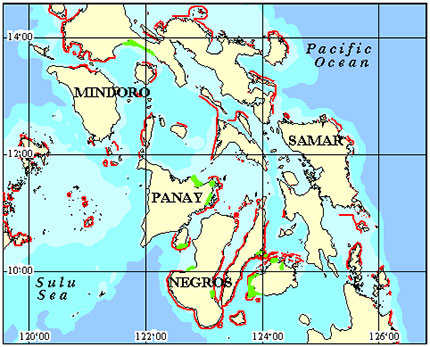 Philippines-2-Coral-Reef-Maps-Blane-Peruns-TheSea