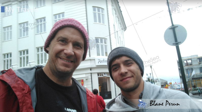 My Travels To Reykjavik from Blane Peruns TheSea.Org