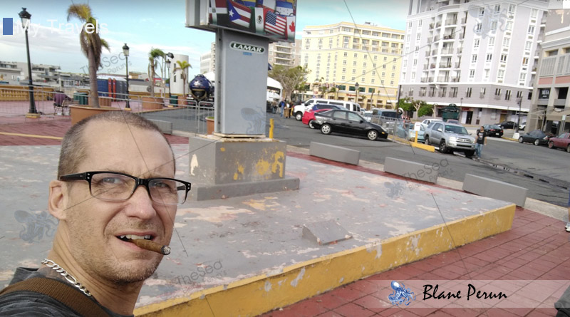My Travels To San Juan Puerto Rico from Blane Peruns TheSea.Org