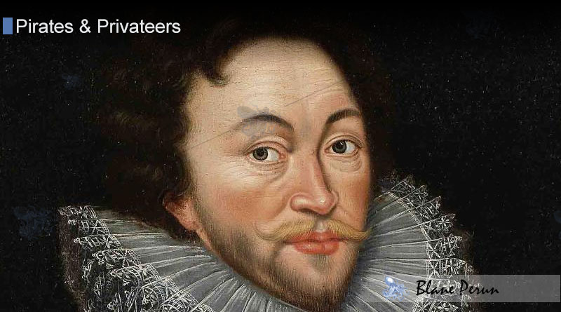 Sir Francis Drake from Blane Peruns TheSea