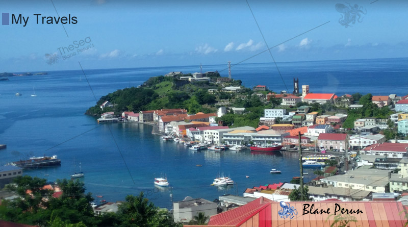 My Travels To St George Grenada from Blane Peruns TheSea.Org