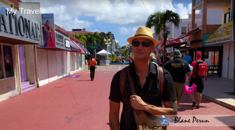 My Travels To St John Antigua from Blane Peruns TheSea.Org