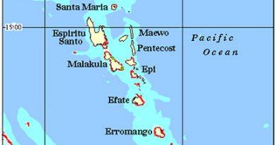 Vanuatu Coral Reef Maps
