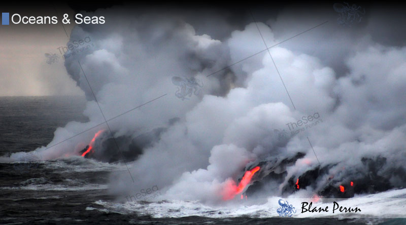 90% of All Volcanic Activity Occurs in the Oceans