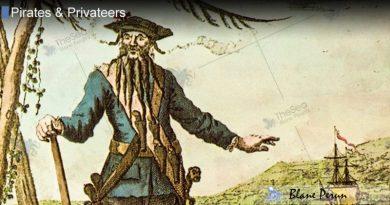 Was Blackbeard Real